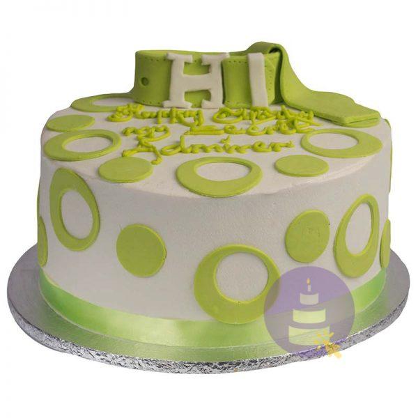 Hermes Club Cake