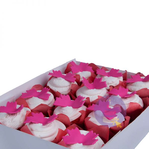 Sugar Wings Cupcakes