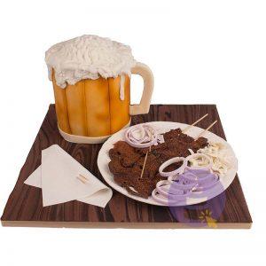 Suya & Beer