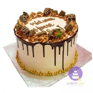 Buttercream Cakes In Abuja