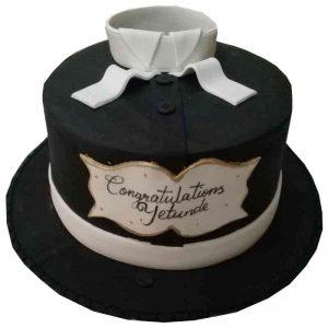 Call To Bar Fondant Cake