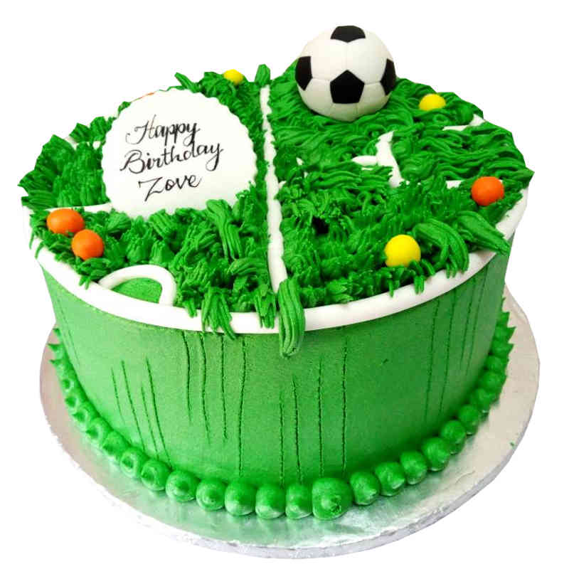 Buttercream Football Cake Same Day Delivery Www Orderacake Ng
