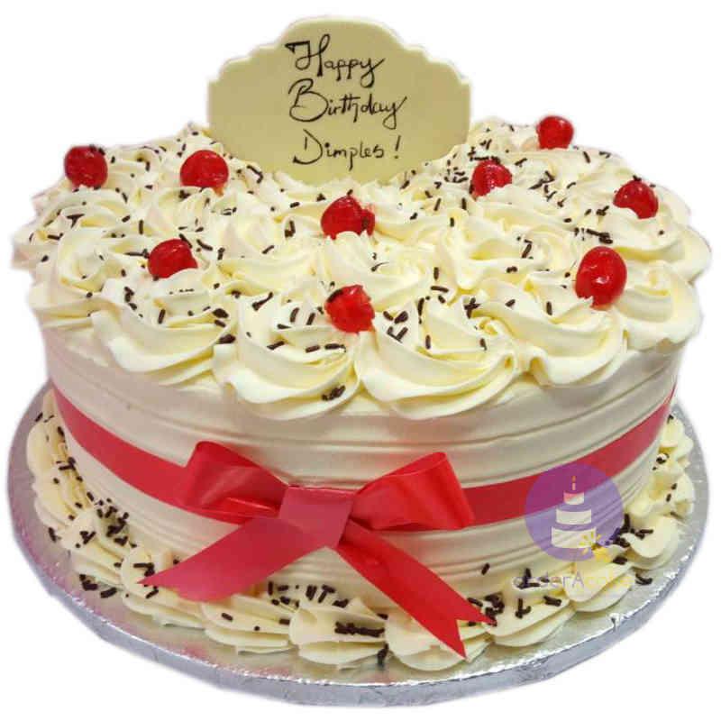 Terrific Fluffy Buttercream Cake Birthday Cakes In Abuja Orderacake Ng Personalised Birthday Cards Epsylily Jamesorg