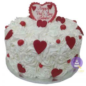 Valentine Cakes In Abuja