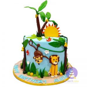 Jungle Cakes In Abuja