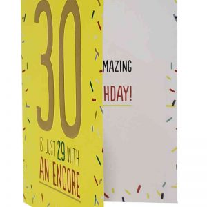 30th Birthday Cards In Abuja