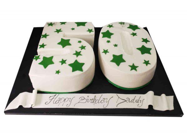 Number 50 Cake In Abuja