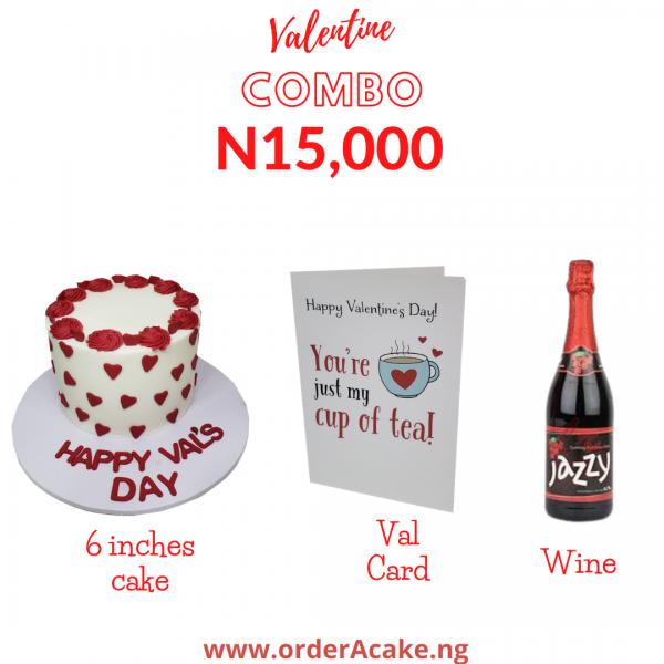 Valentine Gift Packs In Abuja